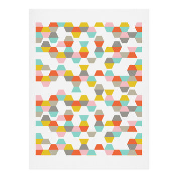 Heather Dutton Hex Code Art Print