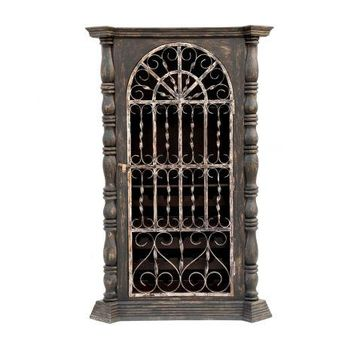Sonoma Tall Wine Cabinet by Home Accents Gallery WC222