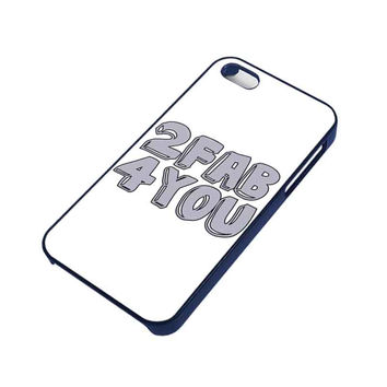 2 FAB 4 YOU iPhone 4 / 4S Case