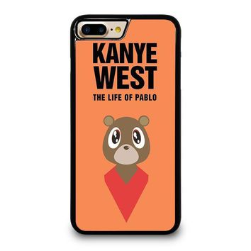 kanye west the life of pablo iphone 4 4s 5 5s se 5c 6 6s 7 8 plus x case  number 1