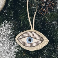 Beaded Eye Ornament - What's New at Gypsy Warrior