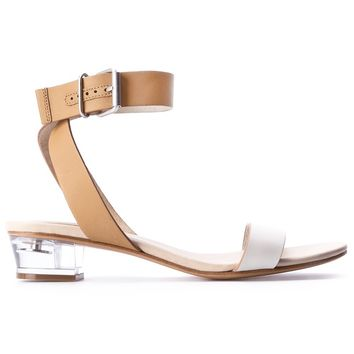 See By Chloé 30Mm Lucite Heel Sandal