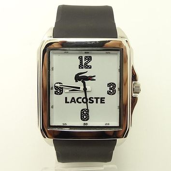 Lacoste tide brand fashion men and women stylish exquisite watches F-SBHY-WSL
