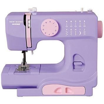 Janome Lady Lilac Portable Sewing Machine