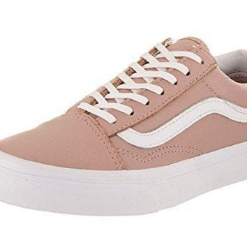 Vans Unisex Old Skool (tumble Leather) Skate Shoe