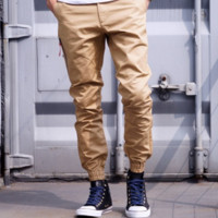 Supreme Trousers men 's casual pants reflective pants men trousers jogging pants