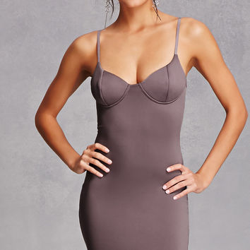 Bustier Cami Dress