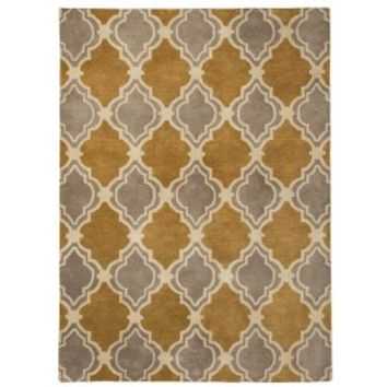 Threshold™ Traditional Fretwork Wool Area Rug