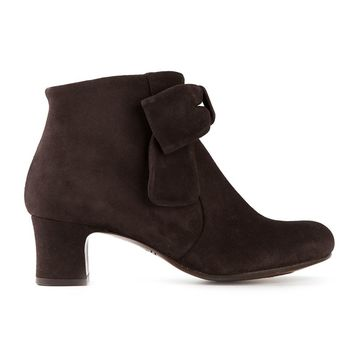 Chie Mihara 'Zulema' Bow front ankle boot