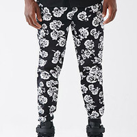 X-Ray Floral Joggers