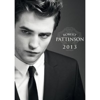 Robert Pattinson 2013 Calendar: Robert Pattinson: 9781617010750: Books