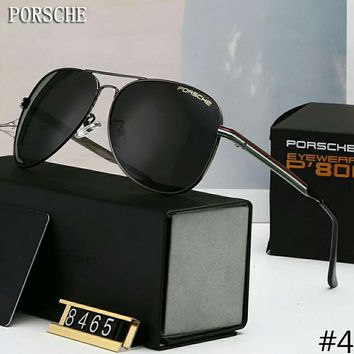 Porsche 2018 Trendy Men's Polarized Sunglasses F-A-SDYJ #4