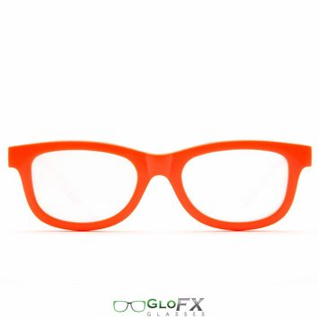 GloFX Standard Diffraction Glasses and Orange