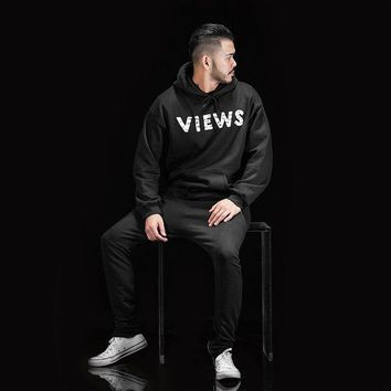 LMFONBX VIEWS FROM THE 6 HOODIE AS WORN BY DRAKE
