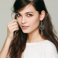 Free People Feather Catcher Earring