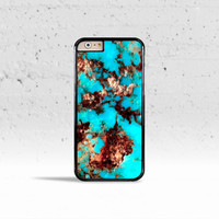 Turquoise Stone *Design Case Cover for Apple iPhone 4 4s 5 5s 5c 6 6 Plus & iPod Touch