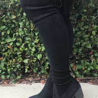 OTK Night Out Boots- Black