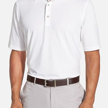 Men's Bobby Jones 'XH20 Solid' Regular Fit Four-Way Stretch Golf Polo,