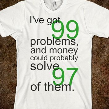 99 problems - Bestees