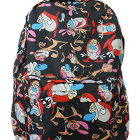 REN AND STIMPY BACKPACK - Default Title
