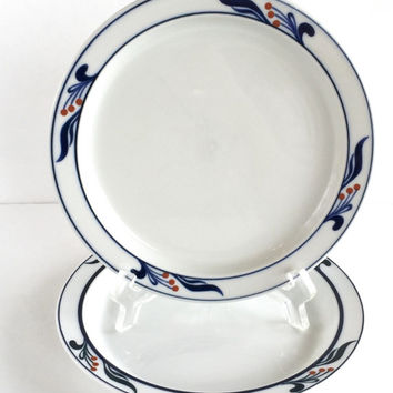 Vintage Dansk Bistro Maribo Bread and Butter Plates Set of 2