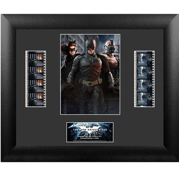 Batman Dark Knight Rises Series 1 Double Framed Film Cell