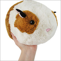 Limited Mini Squishable Guinea Pig II: An Adorable Fuzzy Plush to Snurfle and Squeeze!