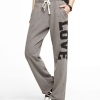 LOVE EXPRESS BOYFRIEND SWEATPANT