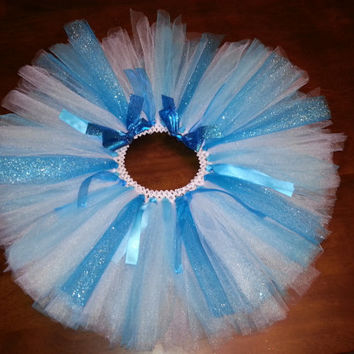 Disney Frozen Elsa Tutu FREE SHIPPING- Dress Up - Frozen Movie