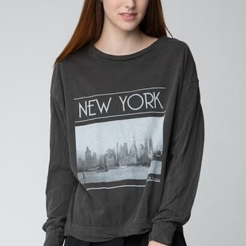 SAMANTHA NEW YORK TOP
