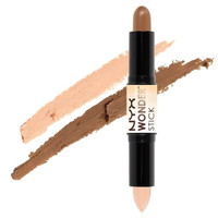NYX Wonder Stick, Highlight and Contour Stick, Med/Tan, WS02