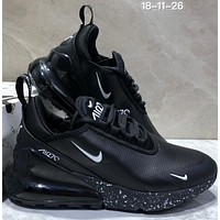 Nike Air Max 270 Leather running shoes
