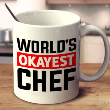 World's Okayest Chef