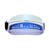 Transparent Blue Visor by Dior