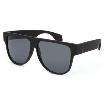 Neff Spectra Sunglasses Matte Black One Size For Men 19092418201