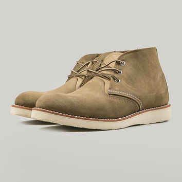 Red Wing 3149 Heritage Work Chukka Olive Mohave