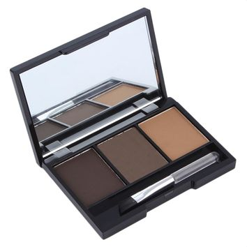 Waterproof Brow Palette