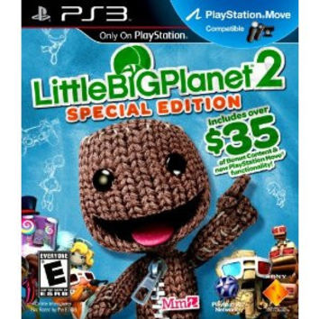 LittleBigPlanet 2: Special Edition - Playstation 3 (Very Good)