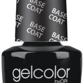 OPI GelColor - Base Coat 0.5 oz - #GC010