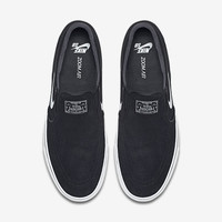 The Nike SB Zoom Stefan Janoski Slip Unisex Skateboarding Shoe (Men's Sizing).