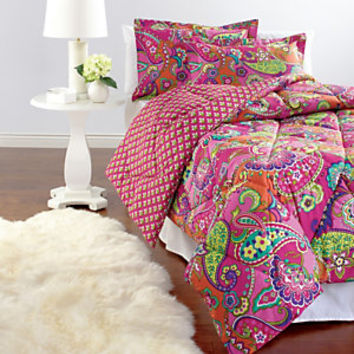Vera Bradley Pink Swirls Bedding Collection | Dillard's Mobile