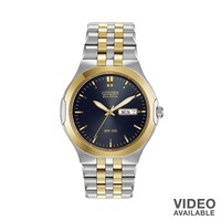 Citizen Watch - Men's Eco-Drive Two Tone Stainless Steel - BM8404-59L