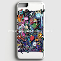 Adventure Time Party All Character iPhone 6/6S Case | casefantasy