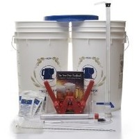 Maestro Homebrew Beer Equipment Kit with Auto Siphon