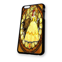 Beauty and the Beast moon M iPhone 6 Plus case
