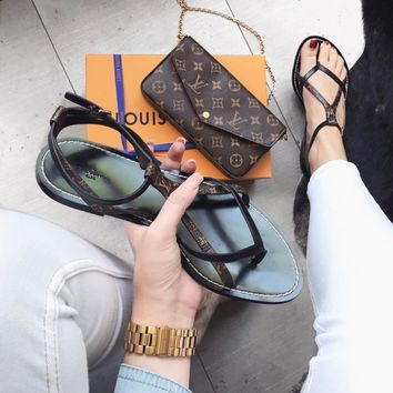 Louis Vuitton LV City Break Sandal
