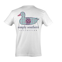 Palmetto Moon | Simply Southern Mallard T-shirt | Palmetto Moon