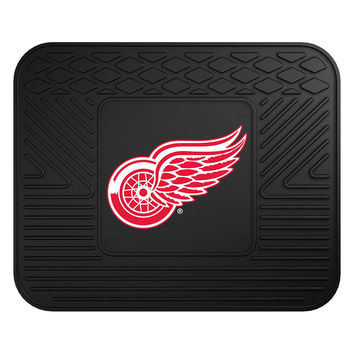 Detroit Red Wings NHL Utility Mat (14x17)