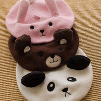 [Reservation] Kawaii Animal Beret Hat SP165803