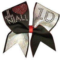 Chosen Bows My Fav 1D Boy Niall Cheer Bow